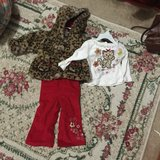 New 3piece set size 18 month in The Woodlands, Texas
