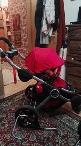 KIDS CRAFT stroller w/carseat adapter in Ramstein, Germany