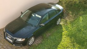 2011 Audi A4 2.0T Quatro (99,869Mi, US Spec, black, good condition, winter and summer tires incl... in Ramstein, Germany