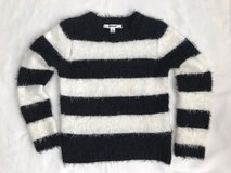 Girls DKNY furry top size 6 in Morris, Illinois