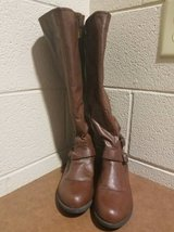 Bayboo Brown Calf Length Boots in Fort Campbell, Kentucky