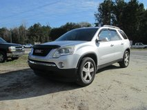 2010 GMC ACADIA SLT**2 SUNROOFS**LEATHER**NICE VEHICLE**PRICED TO SELL in bookoo, US