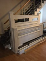 Queen Bed Frame in Ramstein, Germany