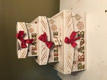 Christmas boxes in DeRidder, Louisiana