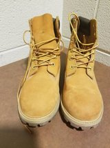 Tan Timberland Boots Junior 7M in Fort Campbell, Kentucky