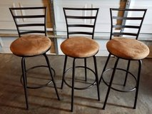 Metal Frame Bar Stools in Fort Campbell, Kentucky
