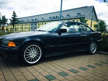 1996 BMW 320i (2 door coupe) in Grafenwoehr, GE