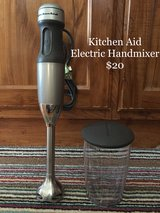 Kitchen Aid Electric Hand Mixer in Fort Riley, Kansas