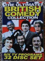 The Ultimate British Comedy Collection - 32 Disc DVD Set - RARE OOP - Region 1 - NTSC - North Am... in Fort Leonard Wood, Missouri