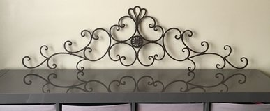 Iron Scroll Wall Art in Elgin, Illinois