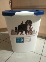 New pet food container in Ramstein, Germany