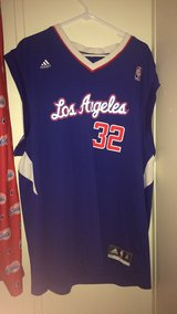 Los Angeles Clippers Jerseys (XL) in Cherry Point, North Carolina