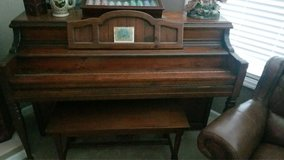 Piano (Story & Clark) includes bench in Camp Lejeune, North Carolina