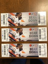 3 Bears Tickets 12/24 United Club Seats in Chicago, Illinois