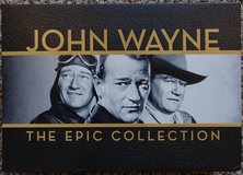 JOHN WAYNE: The Epic Collection - 40 Film Collection - 38 DVDs in Fort Leonard Wood, Missouri
