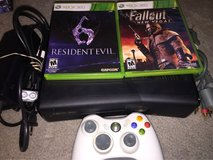Xbox 360 With Games in Lawton, Oklahoma