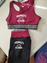 Harry Potter work-out outfit in Colorado Springs, Colorado