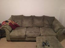 couch and chair set in Ramstein, Germany