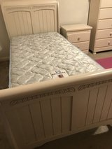 Twin 10 pieces bedroom set with mattress set in The Woodlands, Texas
