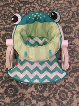 Rarely Used Fisher-Price Baby Seat in Converse, Texas