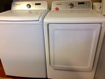 Samsung Washer and Dryer Set in Conroe, Texas
