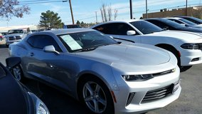 2016 chevy camero in Fort Bliss, Texas