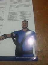Shoulder / arm brace  Brand new in the box in 29 Palms, California