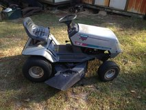 "1991 Task Force 2000 38"" Riding Mower in Macon, Georgia"
