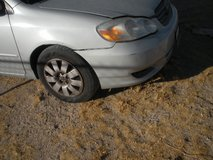 2003 Toyota Corolla Parts in Barstow, California