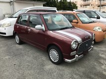 1999 Daihatsu Miro Gino - DAILY DEAL - Aftermarket Stereo - KEI - Yellow Plate - Compare & $ave! in Okinawa, Japan