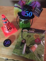 "Age ""50"" party favors in Joliet, Illinois"