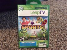 New Leapfrog LeapTV Sports game in Perry, Georgia