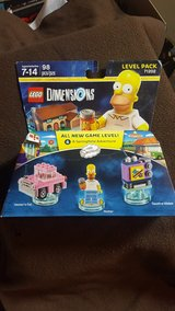 Lego Dimensions Homer Simpson in Las Vegas, Nevada