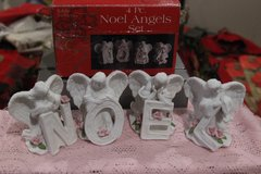 NOEL Angels Set of 4 in Warner Robins, Georgia