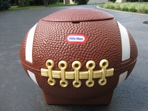 Little Tikes Football Toy Box in Naperville, Illinois
