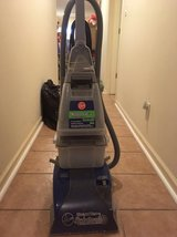 Hoover Steam Vac carpet cleaner in Naperville, Illinois