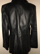 Austin clothing company women's leather jacket genuine size M in Fort Polk, Louisiana