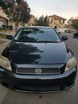 06 Scion TC in Travis AFB, California