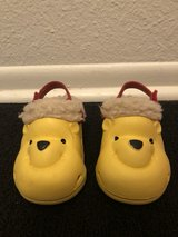 Pooh bear shoes size 4 toddlers in Fort Polk, Louisiana