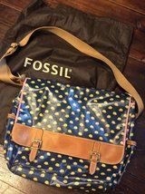 Large fossil messenger bag in Okinawa, Japan