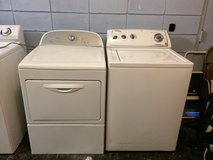 Whirlpool HE Washer and Dryer Set in Fort Polk, Louisiana