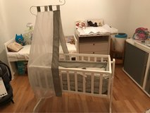 baby crib in Ramstein, Germany