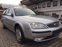 2004 Ford Mondeo Station 47-50mls/gal GREAT car for traveling Just passed Inspection!! in Ramstein, Germany
