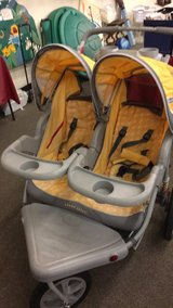 Double Stroller in Fort Leonard Wood, Missouri
