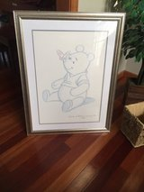 Winnie the Pooh framed Art in Plainfield, Illinois