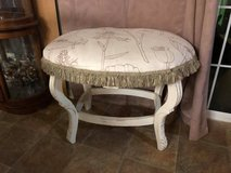 Gorgeous Large Distressed Vintage Stool/Bench in 29 Palms, California