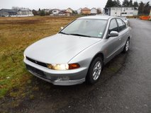 Mitsubishi Galant 2.5! Automatic! A/C! NEW INSPECTION! IN RAMSTEIN! in Ramstein, Germany