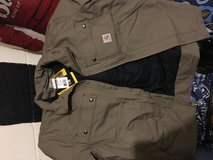 New with tags $119.99 carhartt quick duck coat in Fort Campbell, Kentucky