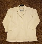 WOMAN'S LAB COAT SIZE MEDIUM in Lockport, Illinois