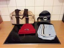 hats and purses in Ramstein, Germany